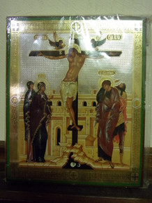 Icon- Crucifixion (6)