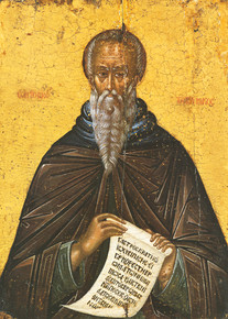 John Climacus icon