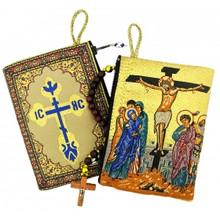 Pouch- Crucifixion