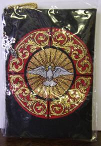 Pouch- Holy Spirit (black)