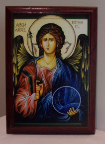 Icon- Archangel St. Michael (1)
