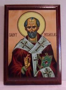 Icon- St. Nicholas (1)