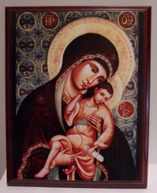 Icon- Theotokos (2)