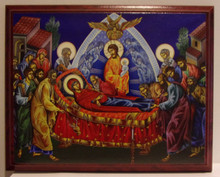 Icon- Death of the Blessed Mother