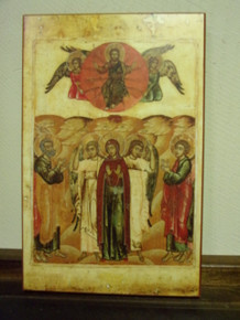 Icon- Ascension of the Lord (1)- medium