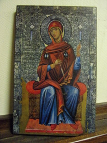 Icon- Theotokos (5)