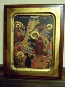 Icon- Nativity (4)