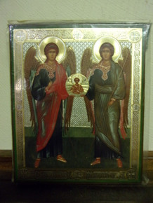 Icon- Christ the Great Angel
