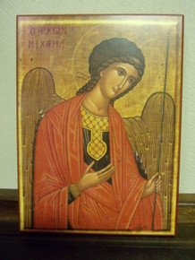 Icon- Archangel St. Michael (9)