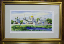 Wall Art- Russian Church in Spring