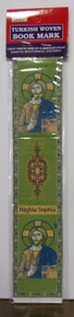 Bookmark- Haghia Sophia-Christ