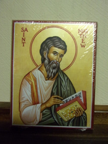 Icon- St. Matthew (2)