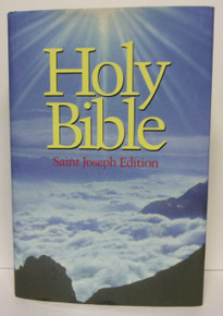 Holy Bible - Saint Joseph Edition