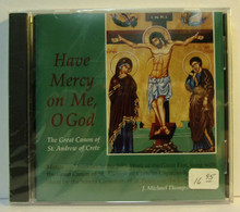 CD- Have Mercy on Me, O God: The Great Canon of St. Andrew of Crete