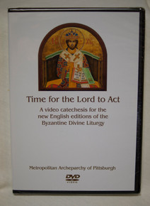 DVD- Time for the Lord to Act