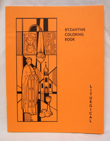 Byzantine Coloring Book - Liturgical