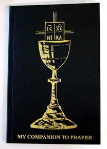 My Companion to Prayer - Black