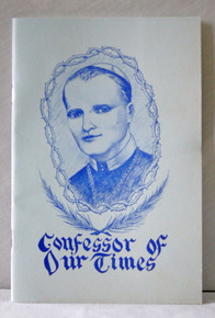 Bishop Paul P. Gojdich Confessor of Our Times by Anthansius B. Pekar, O.S.B.M.