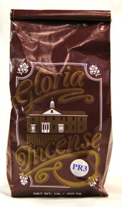 Gloria Incense PR3 Blend 1 lb.