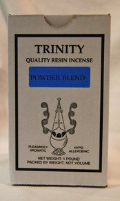 Trinity Incense Powder Blend 1 lb.