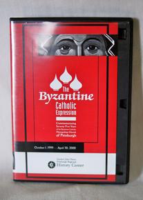 DVD- The Byzantine Catholic Expression
