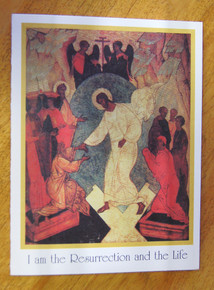 Liturgy Card- For the Deceased Liturgy Card