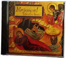 CD- Rejoice! Christ is Born