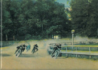Motorcycle Races Magnet