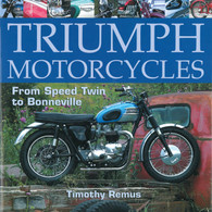 Triumph Motorcycles: From Speed Twin to Bonneville