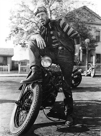 Lee Marvin 'The Wild One' Movie Poster
