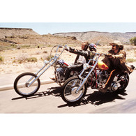 Easy Rider Movie Scene Magnet