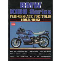 BMW K100 Series Performance Portfolio 1983-1993