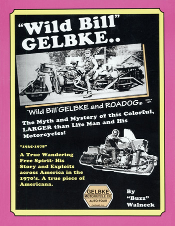 """Wild Bill"" Gelbke and Roadog Front Cover"