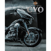 Harley-Davidson CVO Motorcycles: The Motor Company's Custom Vehicle Operations