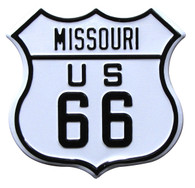 Route 66 Missouri Magnet