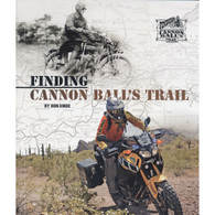 Finding Cannon Ball's Trail_front_cover