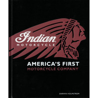 Indian Motorcycle America's First Motorcycle Company_front cover