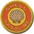 Shell Gasoline 1920s Logo Magnet