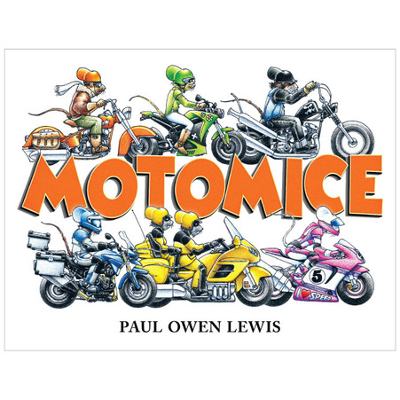 MotoMice front cover