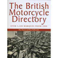 The British Motorcycle Directory front cover