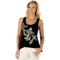 Women's My Crossed Life Tank Top front