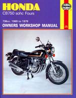 Haynes Honda CB750 SOHC Fours 1969-1979