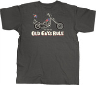Old Guys Rule 'Born To Be Wild' T-Shirt