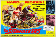 1969 'The Sidehackers' Marquee Movie Poster