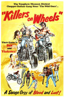 1971 'Killers on Wheels' Movie Poster