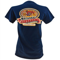 National Motorcycle Museum 'Logo Banner' Pocket T-Shirt