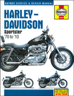 Haynes Manual for H-D Sportster 1970-2010
