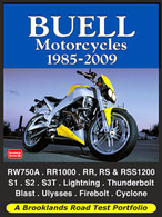 Buell Motorcycles 1985-2009