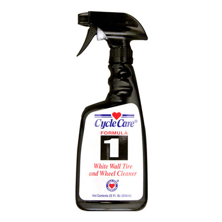 Formula 1 Cycle Care Whitewall Tire & Wheel Cleaner