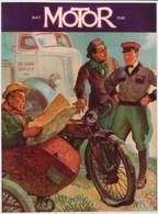May 1940 'Motor' Magazine Poster